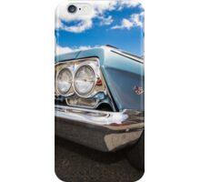Sunny Day 1962 Chevy Impala iPhone Case/Skin