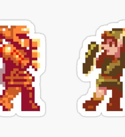 Iron Knuckle Sticker