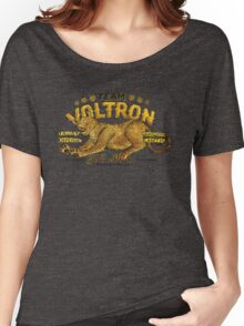 Yellow Paladin Vintage Shirt Women's Relaxed Fit T-Shirt