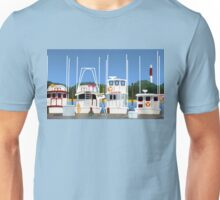 Boats On The Dock T-Shirt