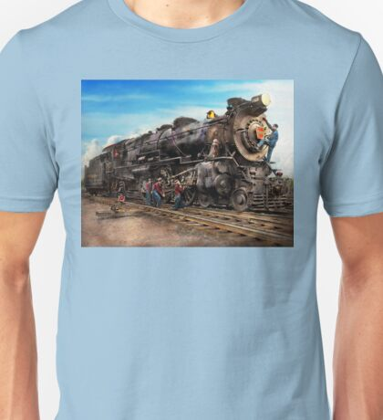 Train - Working on the railroad 1930 Unisex T-Shirt