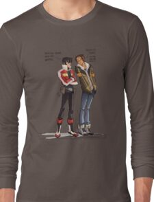 Drunk Lance for all of us! Long Sleeve T-Shirt