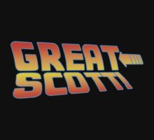 Great Scott! (Back To The Future) by JayBakkerArt