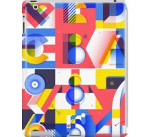 United forms by me iPad Case/Skin