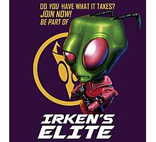 Invader Zim - Irken's Elite Photographic Print
