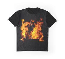 Flames Graphic T-Shirt