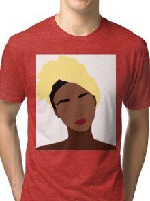 Clareese Tri-blend T-Shirt