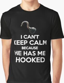 I'm Hooked Graphic T-Shirt