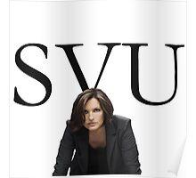 SVU Olivia Poster