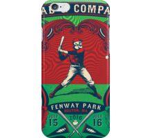 D & CO, Summer Tour 2016 Fenway Park Boston MA iPhone Case/Skin