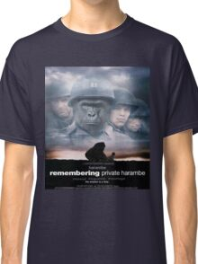 Saving Private Harambe  Classic T-Shirt