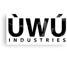 UWU Industries Canvas Print