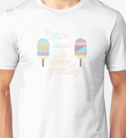 Morgan Matson - Dare Greatly Unisex T-Shirt