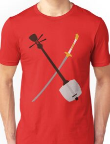 If You Must Blink, Do It Now. (Kubo and the Two Strings). Unisex T-Shirt