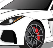 Jaguar F-Type Sticker