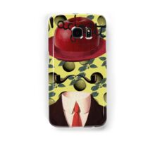 Tribute to MAGRITTE Samsung Galaxy Case/Skin