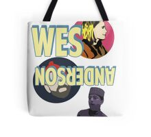 The Wes Anderson Tote Bag
