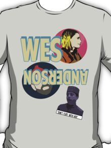 The Wes Anderson T-Shirt
