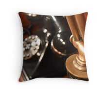 Something So Classy  Throw Pillow