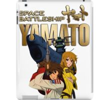 SpaceBattleship Yamato Japan Anime iPad Case/Skin