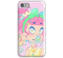 OH SWEETIE iPhone Case/Skin