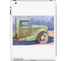 Old Green Ford iPad Case/Skin