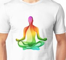 Yoga and Health Unisex T-Shirt