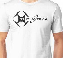 UAV DJI Drone professional phantom 4 Pilot black Unisex T-Shirt
