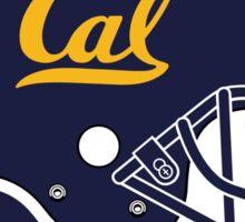 Cal Football Sticker