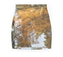 Lazy River Photograph Mini Skirt
