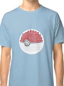 Pokemon Ball Dots Classic T-Shirt