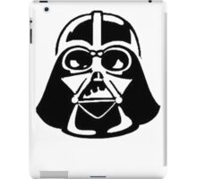 Lord Vader - Fashion Leader of the Galaxy iPad Case/Skin