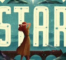 Bright Star Sticker