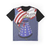 Dalek Trump Graphic T-Shirt