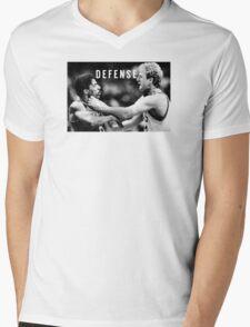 DEFENSE Mens V-Neck T-Shirt