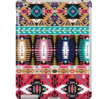 Modern Navajo Boho Pattern iPad Case/Skin
