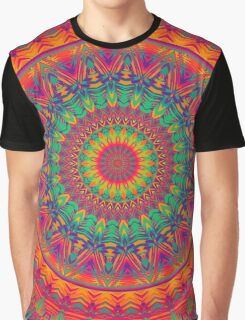 Mandala 87 Graphic T-Shirt