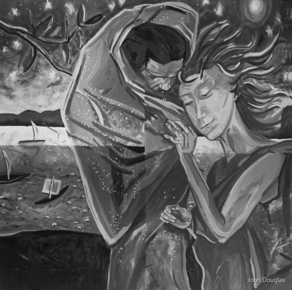 Under The Milky Way by John Douglas