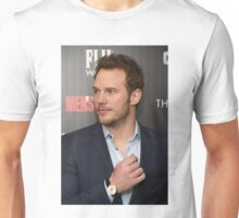 Chris Pratt Suit Cute Unisex T-Shirt