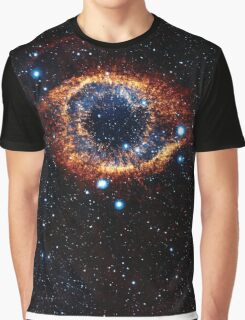 Helix Nebula Graphic T-Shirt