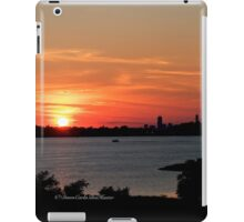 Swirling Sunset iPad Case/Skin
