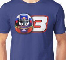 DANIEL RICCIARDO #3_2014 Unisex T-Shirt