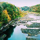 Rock Island Dam by Angela Housley
