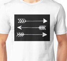 Arrow Design Unisex T-Shirt