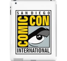 Comic Con iPad Case/Skin