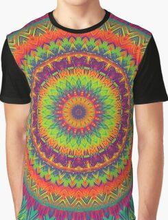 Mandala 90 Graphic T-Shirt