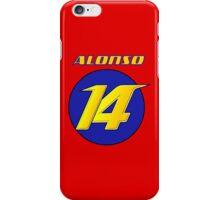 Fernando ALONSO #14_2014 iPhone Case/Skin