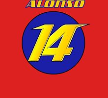 Fernando ALONSO #14_2014 T-Shirt