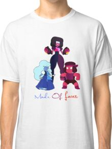 """Garnet, Sapphire and Ruby """"Made of Love"""" Classic T-Shirt"""