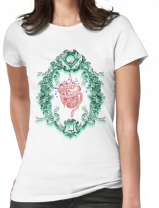 ENTRAILS Womens Fitted T-Shirt